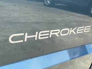 1998 Jeep Cherokee XJ Sport Blue 4 Speed Automatic Wagon