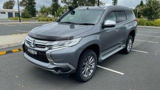2018 Mitsubishi Pajero Sport QE MY19 GLX Silver 8 Speed Sports Automatic Wagon.