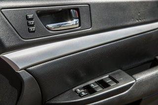 2010 Subaru Liberty B5 MY10 2.5i Lineartronic AWD Premium Red 6 Speed Constant Variable Sedan