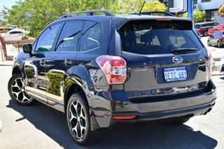 2015 Subaru Forester S4 MY15 2.5i-S CVT AWD Dark Grey 6 Speed Constant Variable Wagon.