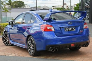 2020 Subaru WRX V1 MY21 STI AWD Premium WR Blue Mica 6 Speed Manual Sedan.