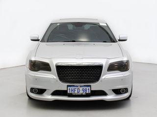 2012 Chrysler 300 MY12 SRT8 Silver 5 Speed Automatic Sedan.