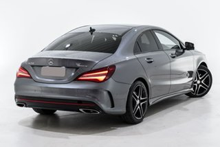 2016 Mercedes-Benz CLA-Class C117 807MY CLA250 DCT 4MATIC Sport Grey 7 Speed.