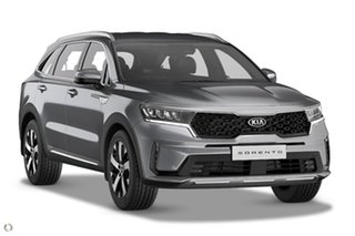 2020 Kia Sorento MQ4 MY21 Sport Grey 8 Speed Sports Automatic Wagon