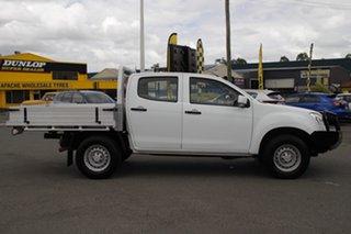 2015 Isuzu D-MAX MY15 SX Crew Cab Splash White 5 Speed Sports Automatic Utility