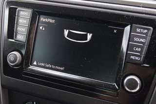 2016 Skoda Rapid NH MY16 Spaceback Candy White 6 Speed Manual Hatchback