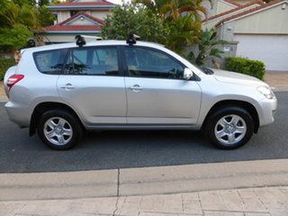 2009 Toyota RAV4 ACA33R CV (4x4) Silver 5 Speed Manual Wagon.
