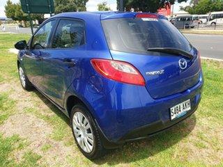 2010 Mazda 2 DE10Y1 Neo Aurora Blue 4 Speed Automatic Hatchback
