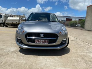 2020 Suzuki Swift AZ GL Navigator Grey 1 Speed Constant Variable Hatchback