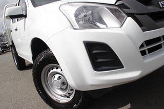 2017 Isuzu D-MAX MY17 SX Crew Cab Splash White 6 Speed Sports Automatic Utility.