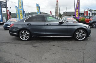 2014 Mercedes-Benz C-Class W205 C250 7G-Tronic + Grey 7 Speed Sports Automatic Sedan.