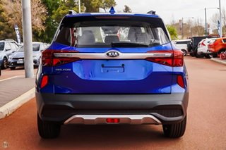 2020 Kia Seltos SP2 MY21 Sport 2WD Blue 1 Speed Constant Variable Wagon.