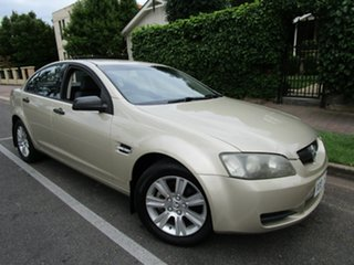 2007 Holden Commodore VE MY08 Omega Gold 4 Speed Automatic Sedan