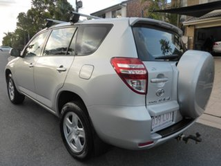 2009 Toyota RAV4 ACA33R CV (4x4) Silver 5 Speed Manual Wagon