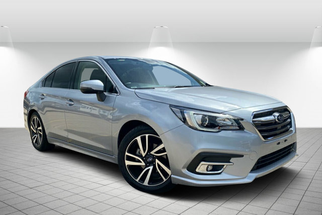 Used Subaru Liberty B6 MY19 2.5i CVT AWD Hervey Bay, 2019 Subaru Liberty B6 MY19 2.5i CVT AWD Silver 6 Speed Constant Variable Sedan