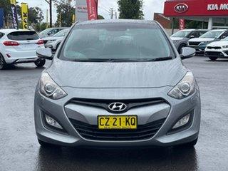 2014 Hyundai i30 GD MY14 SR Grey 6 Speed Sports Automatic Hatchback.