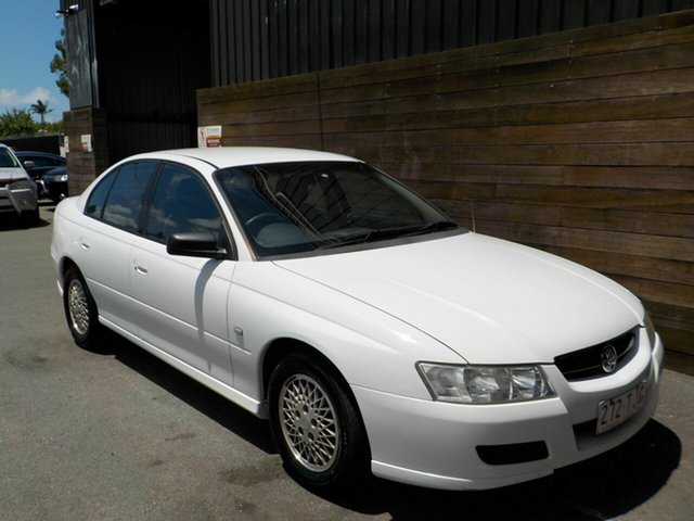 Used Holden Commodore VZ MY06 Executive Labrador, 2006 Holden Commodore VZ MY06 Executive White 4 Speed Automatic Sedan