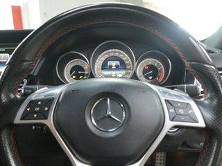 2015 Mercedes-Benz E-Class W212 805MY E400 7G-Tronic + White 7 Speed Sports Automatic Sedan