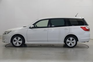 2012 Subaru Liberty B5 MY12 Exiga Lineartronic AWD Premium White 6 Speed Constant Variable Wagon.