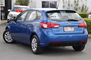 2013 Kia Cerato TD MY13 SI Abyss Blue 6 Speed Sports Automatic Hatchback.