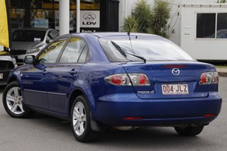 2006 Mazda 6 GG1032 Classic Blue Pacific/004jlz 5 Speed Sports Automatic Hatchback.