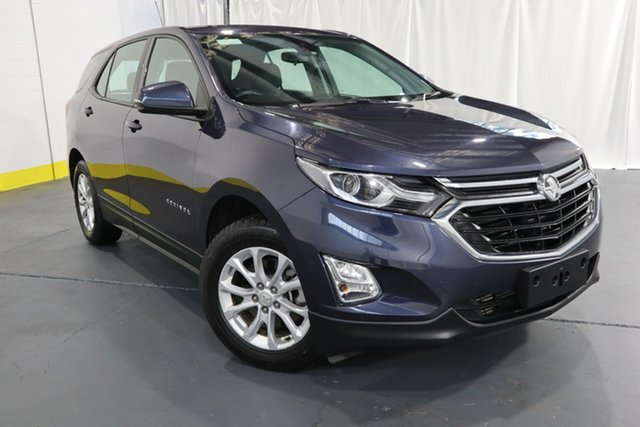 Used Holden Equinox EQ MY18 LS+ FWD Castle Hill, 2019 Holden Equinox EQ MY18 LS+ FWD Blue 6 Speed Sports Automatic Wagon