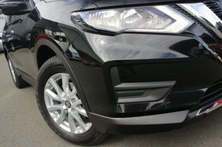 2020 Nissan X-Trail T32 Series III MY20 ST X-tronic 2WD Diamond Black 7 Speed Constant Variable.