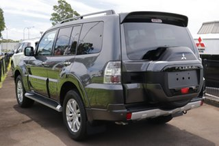 2020 Mitsubishi Pajero NX MY21 GLS Graphite 5 Speed Sports Automatic Wagon.