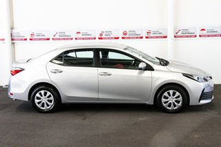 2017 Toyota Corolla ZRE172R Ascent S-CVT Silver Ash 7 Speed Constant Variable Sedan