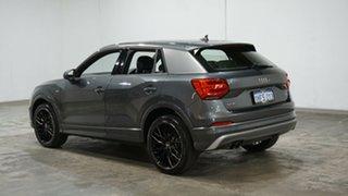 2017 Audi Q2 GA MY18 Sport S Tronic Quattro Grey 7 Speed Sports Automatic Dual Clutch Wagon.