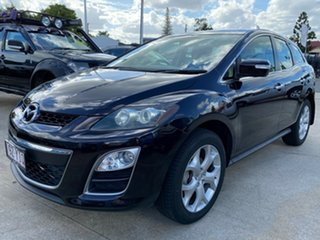 2010 Mazda CX-7 ER1032 Luxury Activematic Sports Plum 6 Speed Sports Automatic Wagon.