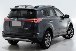 2018 Toyota RAV4 ASA44R Cruiser AWD Grey 6 Speed Sports Automatic Wagon.