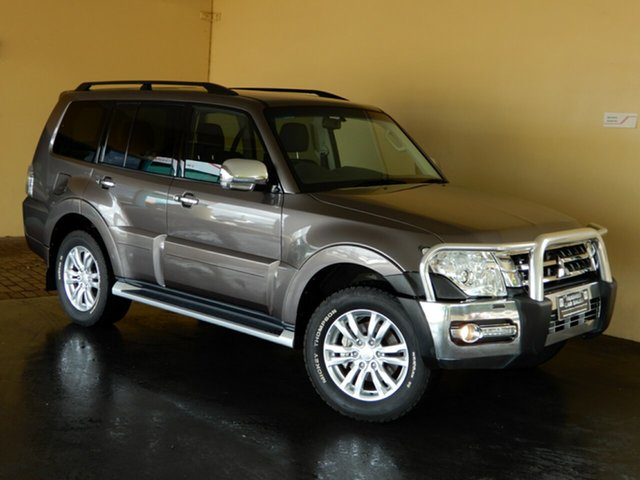 Used Mitsubishi Pajero NX MY16 GLX LWB (4x4) Toowoomba, 2016 Mitsubishi Pajero NX MY16 GLX LWB (4x4) Brown 5 Speed Auto Sports Mode Wagon