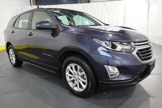 2019 Holden Equinox EQ MY18 LS+ FWD Blue 6 Speed Sports Automatic Wagon