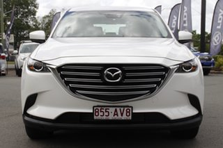 2016 Mazda CX-9 TC Touring SKYACTIV-Drive i-ACTIV AWD Snowflake White Pearl 6 Speed Sports Automatic