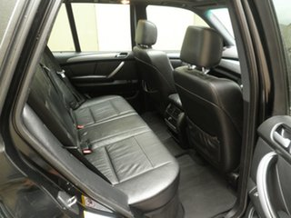 2004 BMW X5 E53 MY05 Steptronic Black Sapphire 5 Speed Sports Automatic Wagon