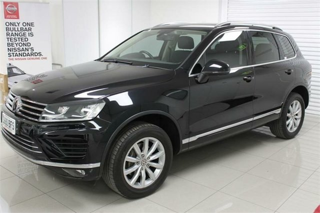 Used Volkswagen Touareg , 2015 Volkswagen Touareg 7P 150TDI 8 Speed Sports Automatic Wagon