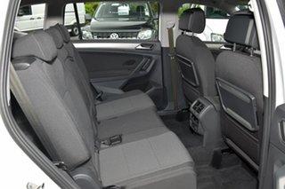 2020 Volkswagen Tiguan 5N MY20 110TSI Comfortline DSG 2WD Allspace White 6 Speed