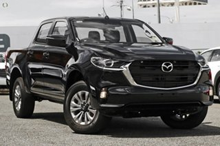 2020 Mazda BT-50 TFS40J XT Black 6 Speed Sports Automatic Utility.