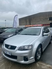 2012 Holden Commodore VE II MY12 SV6 Silver 6 Speed Automatic Sedan