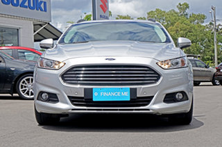 2017 Ford Mondeo MD 2017.50MY Ambiente Silver 6 Speed Sports Automatic Dual Clutch Wagon.