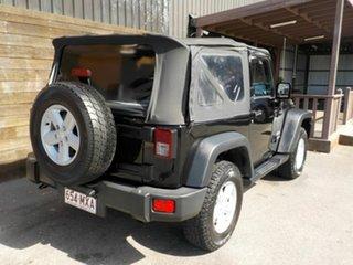2007 Jeep Wrangler JK Sport Black 4 Speed Automatic Softtop.
