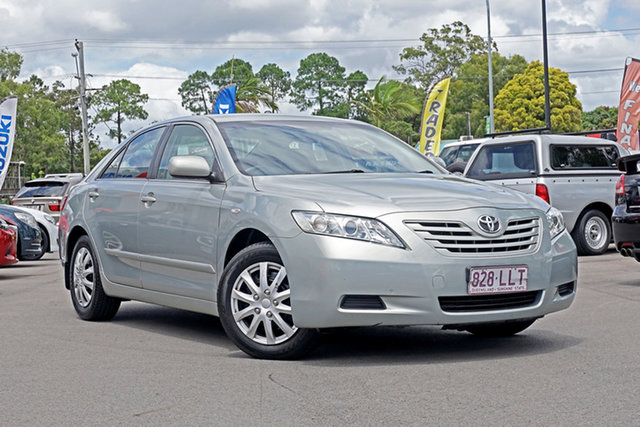 Used Toyota Camry ACV40R Altise Chandler, 2008 Toyota Camry ACV40R Altise Silver 5 Speed Automatic Sedan