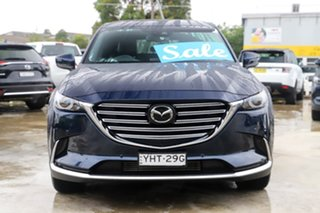 2017 Mazda CX-9 TC Azami SKYACTIV-Drive i-ACTIV AWD Blue 6 Speed Sports Automatic Wagon