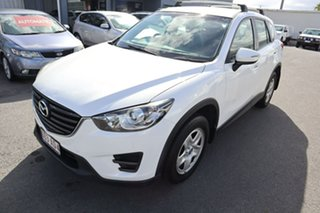 2016 Mazda CX-5 KE1072 Maxx SKYACTIV-Drive 6 Speed Sports Automatic Wagon.