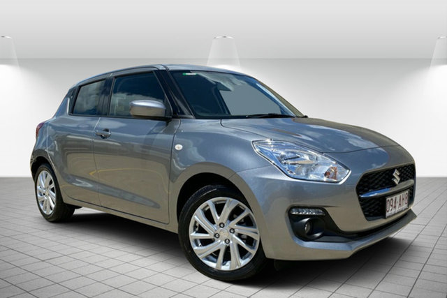 Used Suzuki Swift AZ GL Navigator Hervey Bay, 2020 Suzuki Swift AZ GL Navigator Grey 1 Speed Constant Variable Hatchback