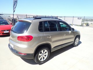 2013 Volkswagen Tiguan 5N MY14 103TDI DSG 4MOTION Pacific Bronze Gold 7 Speed