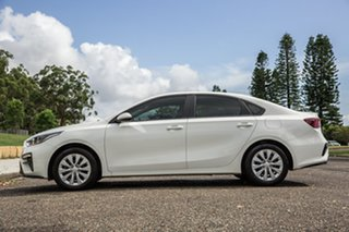 2018 Kia Cerato YD MY18 S Clear White 6 Speed Sports Automatic Sedan