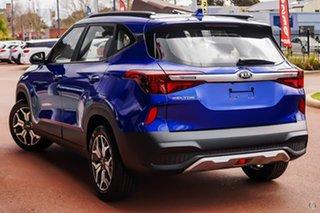 2020 Kia Seltos SP2 MY21 Sport 2WD Blue 1 Speed Constant Variable Wagon