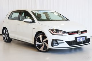 2018 Volkswagen Golf 7.5 MY18 GTI DSG White 6 Speed Sports Automatic Dual Clutch Hatchback.